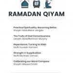 Qalam Qiyam: Calibrating our Moral Compass