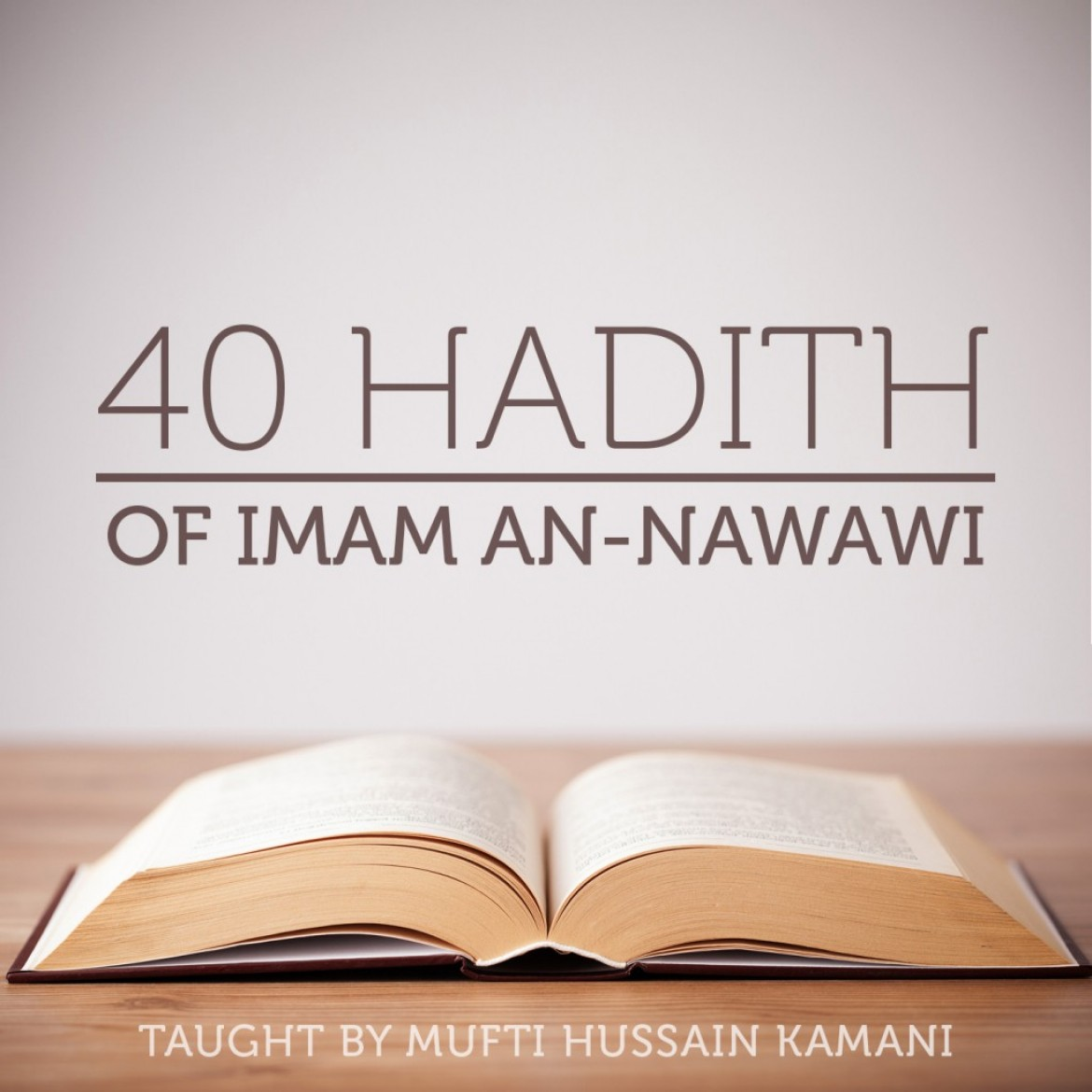 40 Ahadith of Imam Nawawi – Hadith 23: Purity is half of Imaan