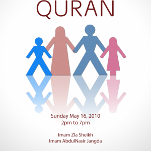 Family in the Quran May 16th, 2010