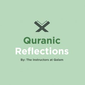 Quranic Reflections – The Warning for those who don't take heed