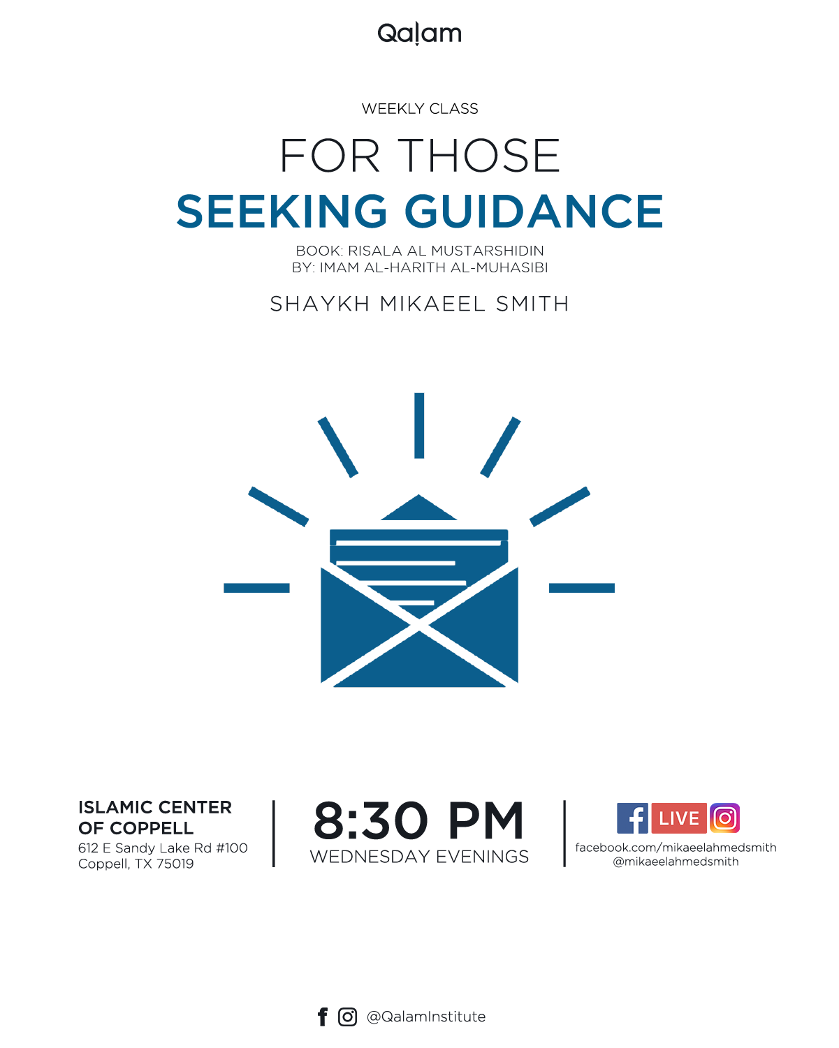 For Those Seeking Guidance – Part 13