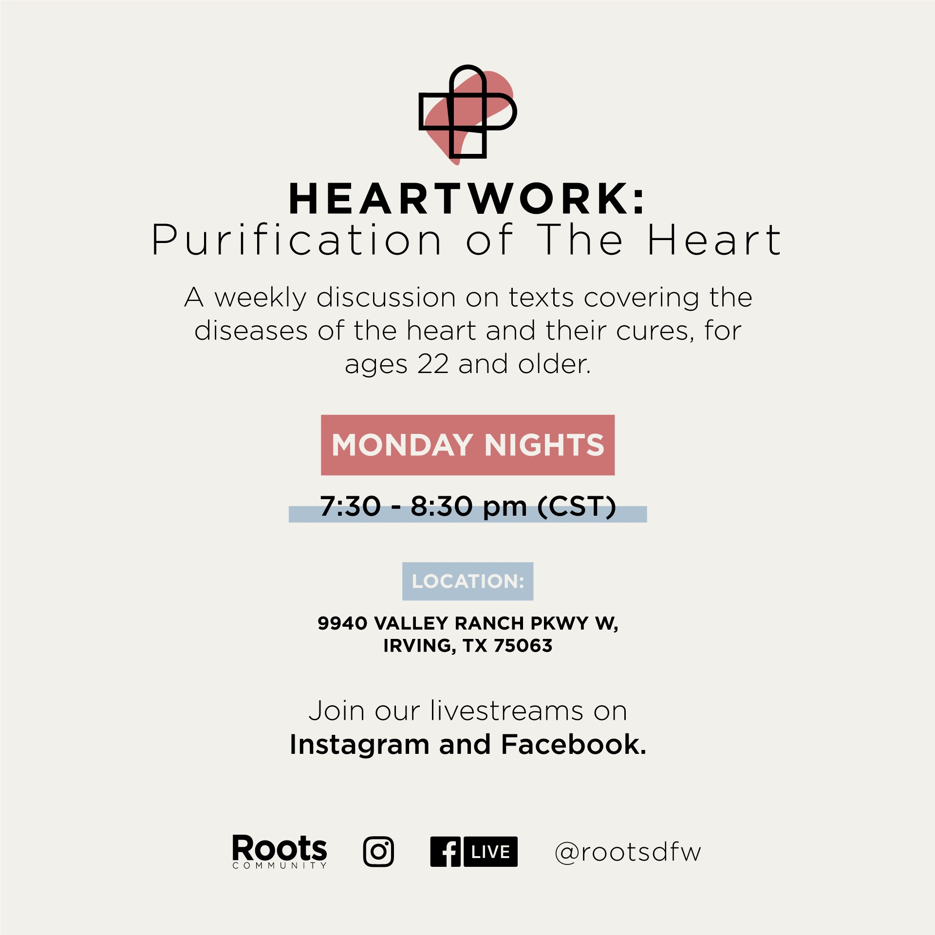 Heartwork – Purification of the Heart – Part 2 – Purification of the Heart: Ostentation/Showing Off (Riya)
