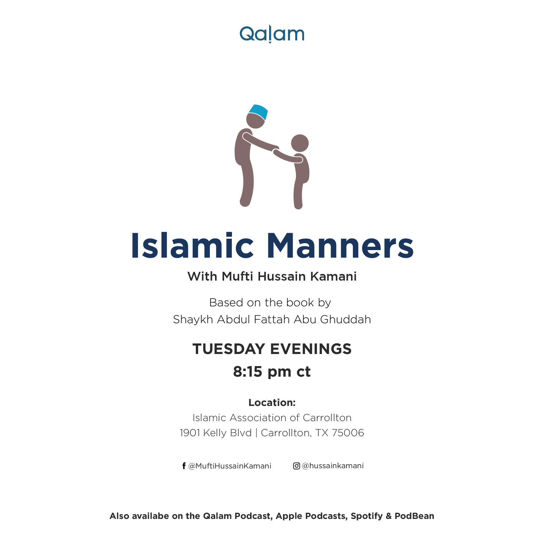 Islamic Manners – Part 4