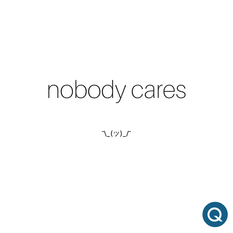 nobody cares episode 1